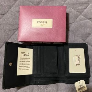 Fossil Embossed Wallet